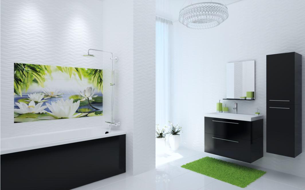 проектирование и монтаж отопления в ванной комнате
