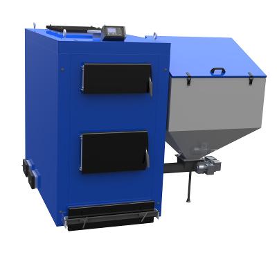 Твердотопливный котел Elektromet EKO-KWP Buderus