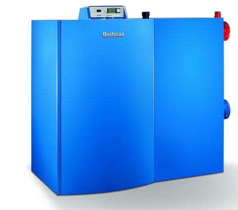 Напольный газовый конденсационный котел Logano plus GB402 Buderus