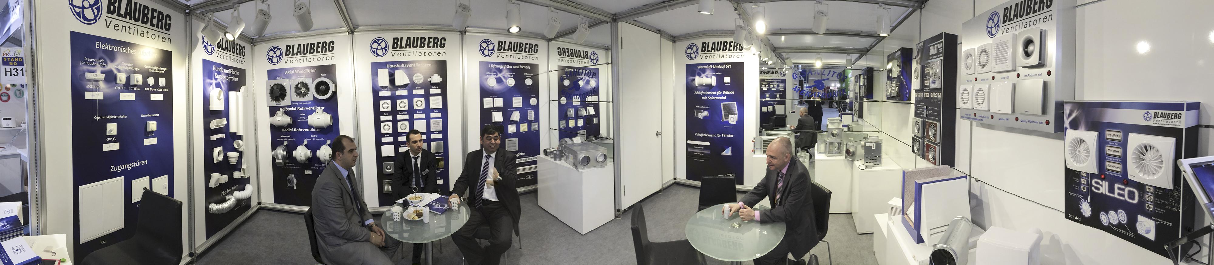 Компания Blauberg