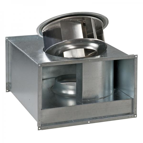 Вентилятор для прямоугольных каналов BOX 60х35 4D Δ Blauberg