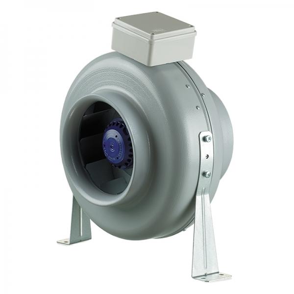 Круглый канальный вентилятор серии Centro-M 150 Blauberg