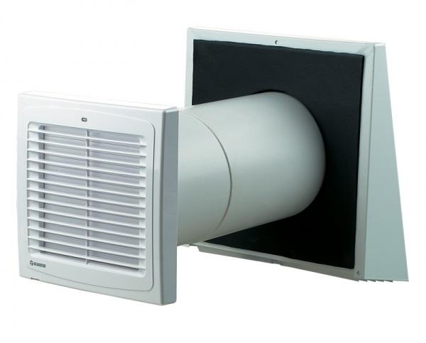 Комнатные вентиляционные установки VENTO A50 Blauberg