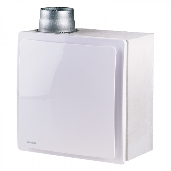 Вытяжные центробежные вентиляторы для одноканальных систем вентиляции Valeo E Blauberg