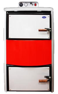 Пиролизный твердотопливный котел РОСС КОТВ-32-СП-1