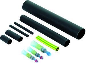 Uponor Ecoflex Supra Standard комплект компонентов для подключения и окончания кабеля