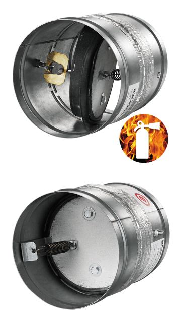 противопожарные клапаны вентс ПЛ