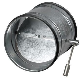 клапаны вентс КОМ1 круглые