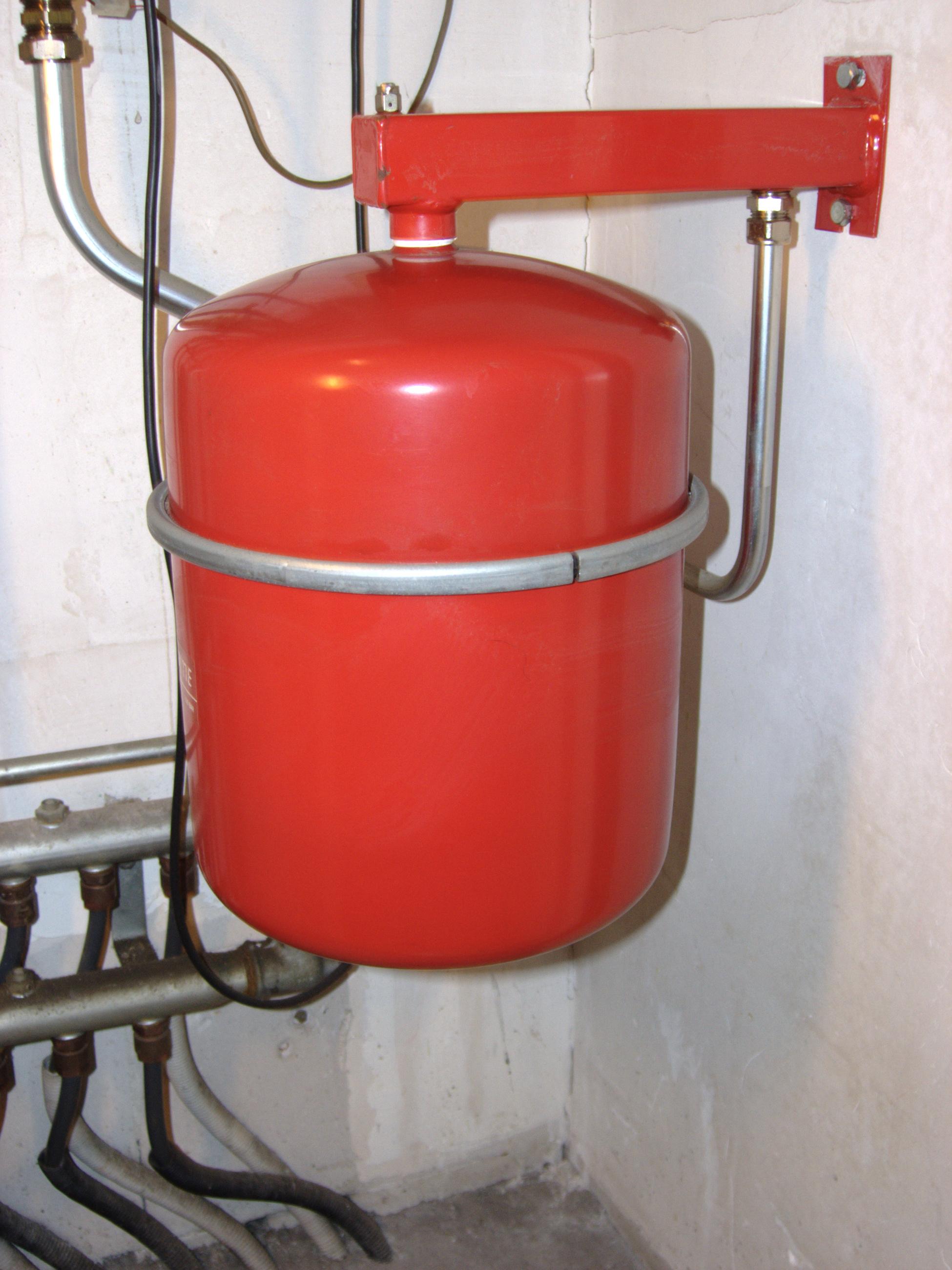 Гидроаккумулятор системы отопления своими руками