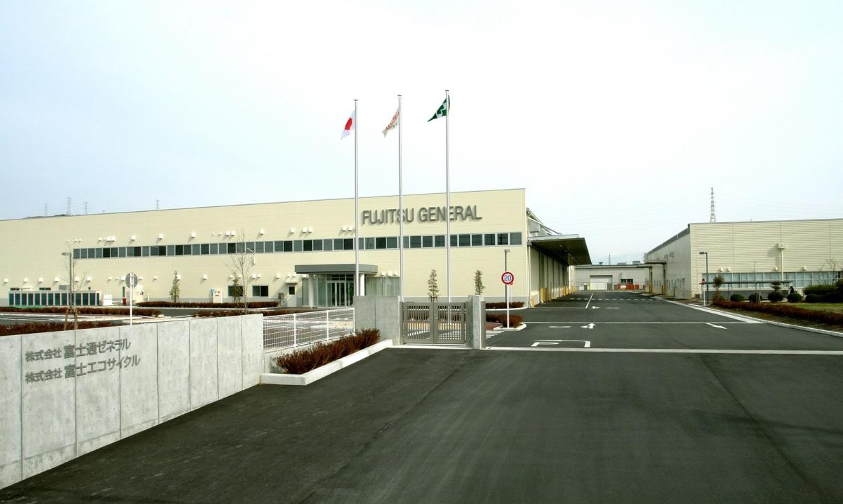 завод Фуджитсу