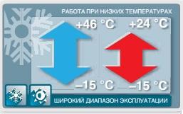 низкотемпературный режим