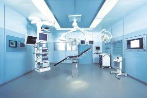 монтаж вентиляции больницы