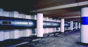 проектирование вентиляции паркингов