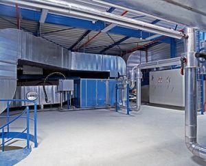 Системы вентиляции промышленных помещений
