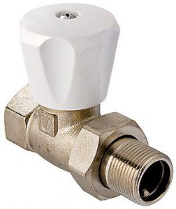 Ручной радиаторный клапан