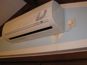Утечка охладителя