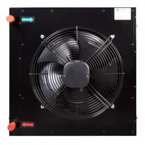 осевой вентилятор S2 29 кВт