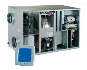 Приточно-вытяжная установка Вентс (Vents) ВУТ Р 700 ЭГ ЕС