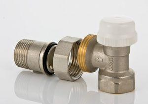Термостатический радиаторный клапан