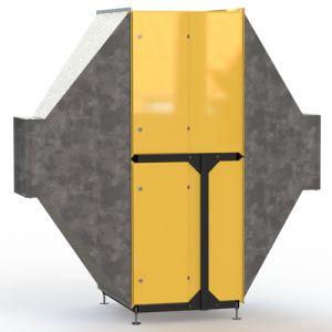 Модуль ионообменного фильтра MIF