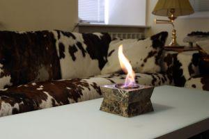 Биокамин-свеча