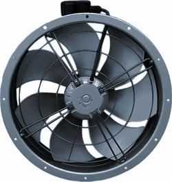 Аксиальный вентилятор