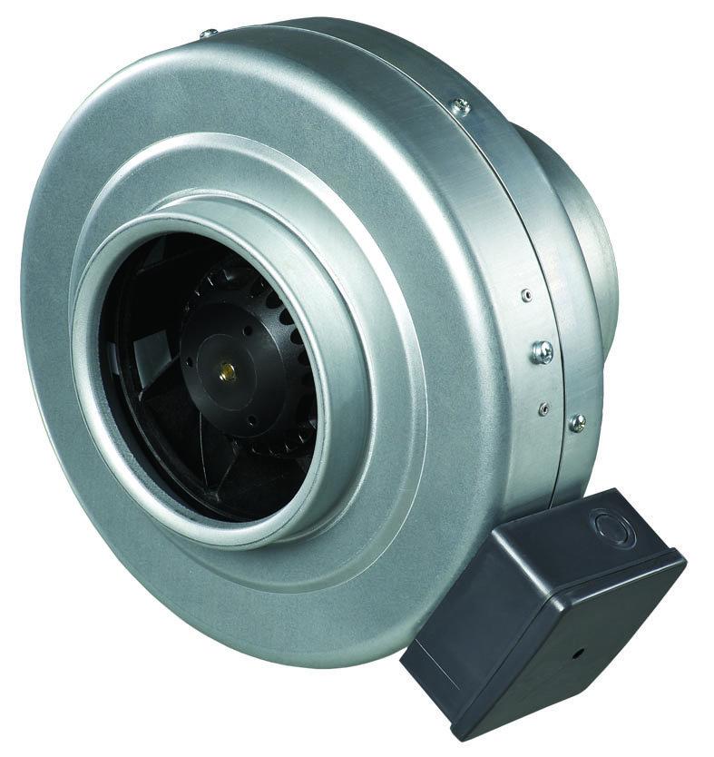Канальный вентилятор ГВК-315 с регулятором частоты