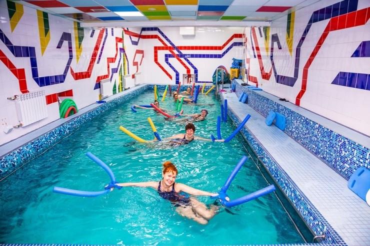 Проектирование вентиляции бассейнов
