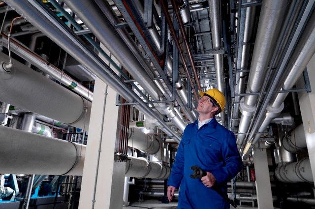 Сервисное обслуживание инженерных систем